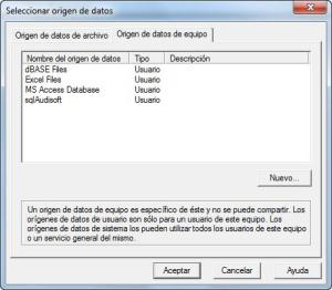 access a sql server 3