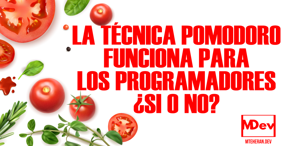 técnica pomodoro para programadores